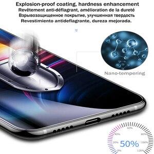 Image 2 - 9D Redmi 7A verre de protection pour Xiaomi Redmi 7A protecteur décran verre trempé couverture complète xiomi xiami ksiomi redmi 7a