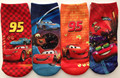 12pair/lot high quality 2014 new summer baby cotton socks Cute Children's socks kids cartoon cars sock 4 different designs