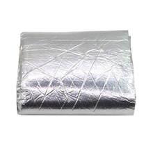 100x250 см тепловой шумоизоляционный глушитель коврик из фольги