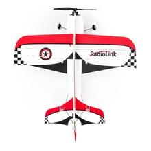 Radiolink 2019 A560 3D 고정 날개 비행기 다중 비행 모드 조명 및 휴대용 2KM 비행 거리 T8S RTF 키트