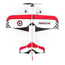 Radiolink 2019 A560 3D Fixed Wing Airplane Multiple Flight Modes Light and Portable 2KM Flight Distance T8S RTF Kit