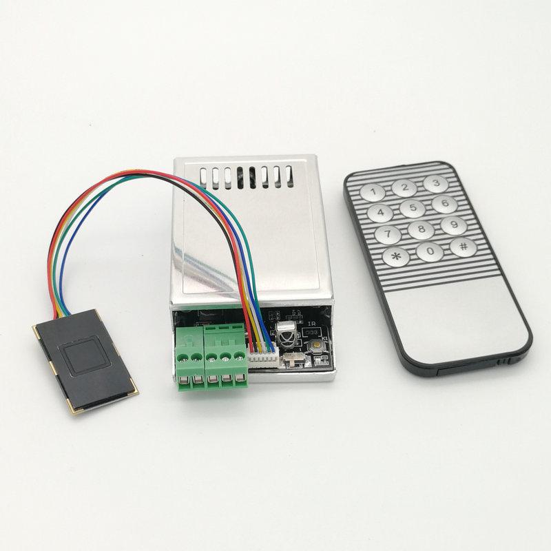 K216 fingerprint control board  and R302 fingerprint readerK216 fingerprint control board  and R302 fingerprint reader