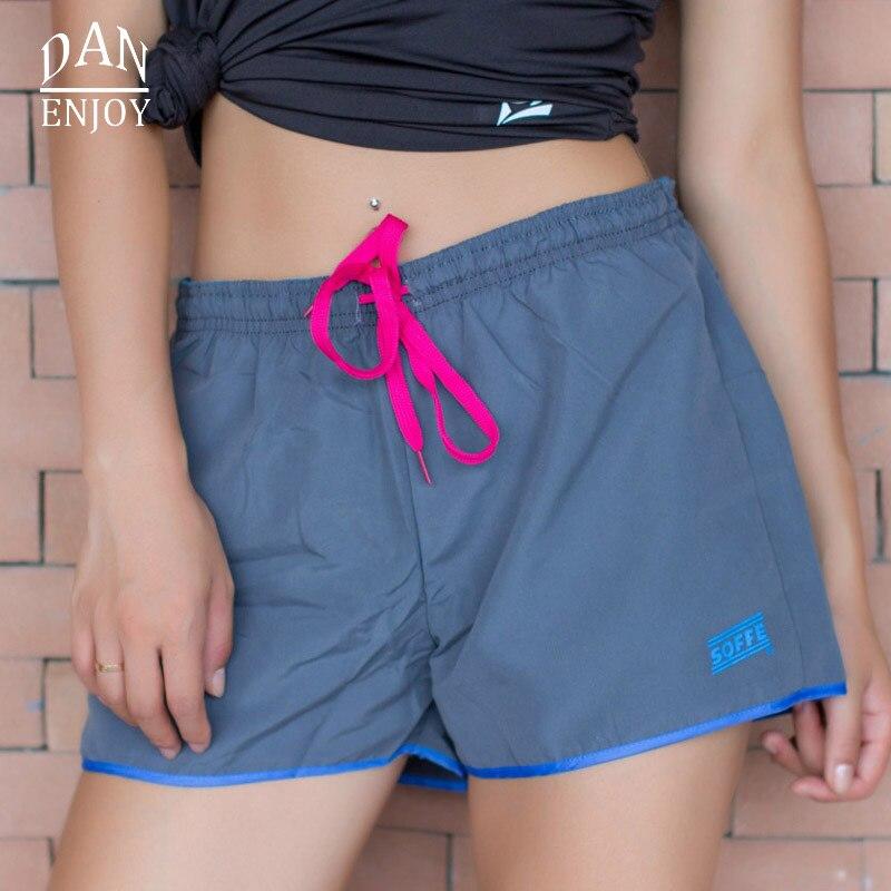 Plus Size Vrouw Sportbroekje Fitness Sport Training Quickdry Shorts Hoge Elastische Sexy Mini Slim Gym Running Workout Sportswear