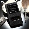 TAOYUNXI PU Flip Leather Phone Cases For Huawei GR5 Honor 5X Honor Play 5X Mate 7 Mini Honor5X mate7 mini Silk Opened Bag