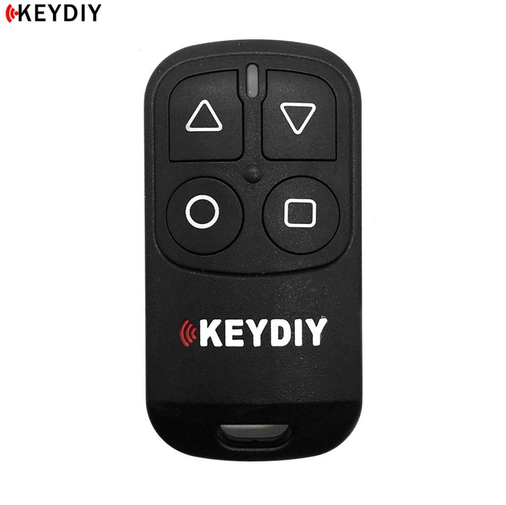 KEYDIY 10pcs lot 4 Buttons General Garage Door Remote B31 B32 for KD900 URG200 KD X2