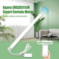 Original Xiaomi Aqara Smart Rolling Shutter Motor Intelligent Curtain Motor ZigBee Repeater Smart Home MiHome APP Remote Control