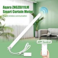 Original Xiaomi Aqara ZNGZDJ11LM Smart Curtain Motor Zigbee Smart Home APP Control Wifi Version Automatic Curtain Control
