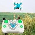 Mini ligero 4 Ejes Aviones Helicóptero de 360 Grados de Rotación 2.4G Control Remoto Portátil Super Resistente Aviones