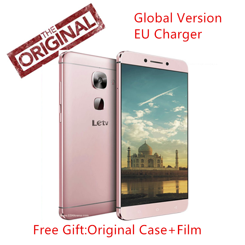 Letv Leeco S3x526 32gb LTE Adaptive Fast Charge Fingerprint Recognition 16MP New LTE-PHONE
