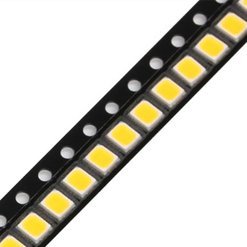 100pcs 1206 Orange LED lamp beads SMD LED