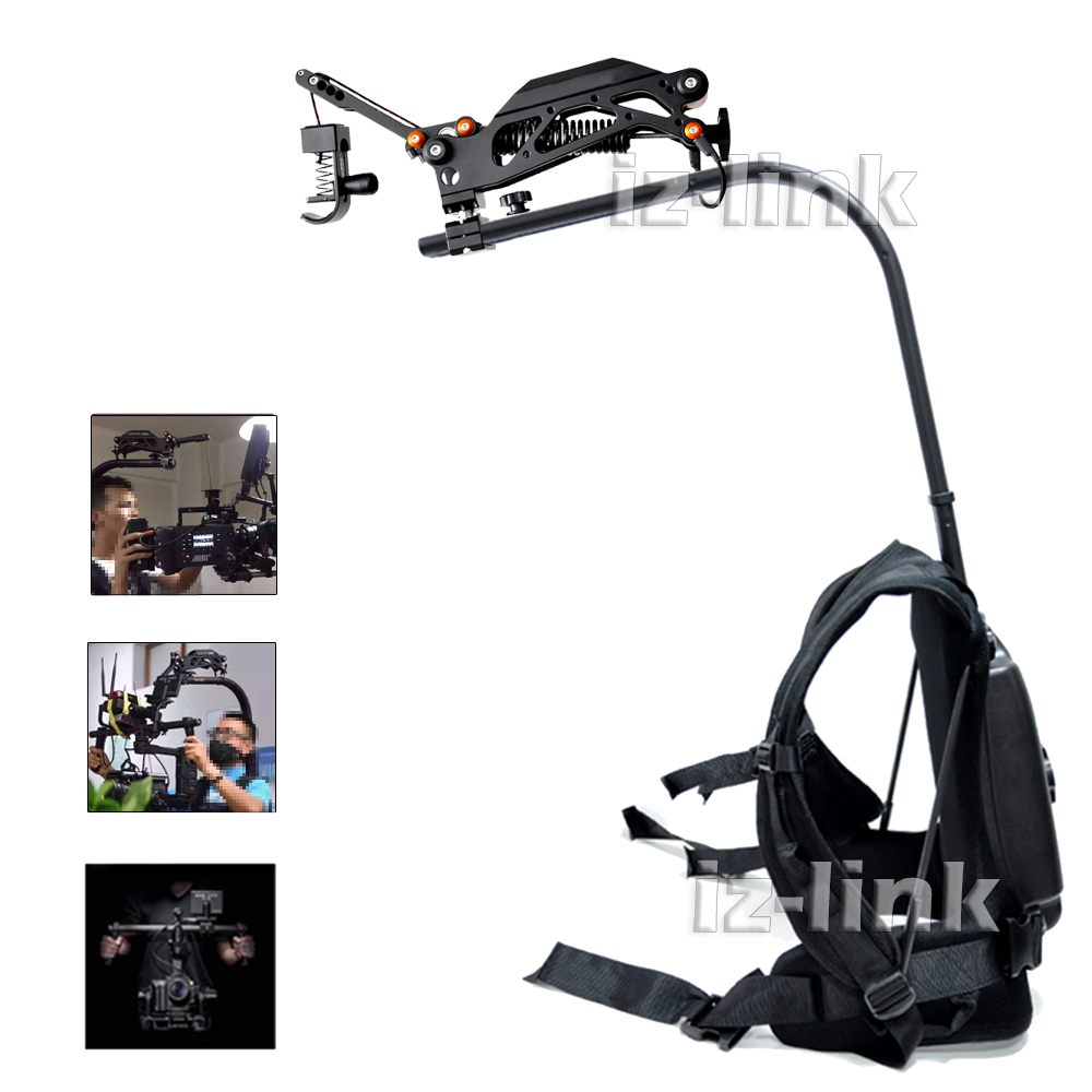 ALUMOTECH As EASYRIG Load 1 6KG 2lbs 13 2lbs Serene Damping Arm Flowcine Steady Support Body