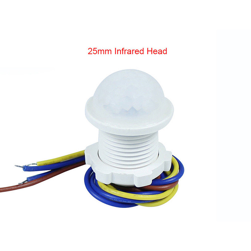 Light Control-Switch Body-Motion-Sensor Infrared PIR 110/220V NEW Wholesale Automatic