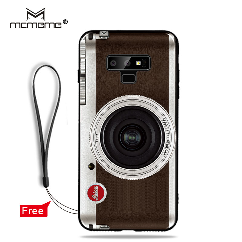 uk availability a1464 17fb5 Retro Camera Cassette Tapes Soft Silicone TPU Phone Case Cover For Samsung  Galaxy Note9 Note 9 8 S8 S9 Plus S7 Edeg A5 A7 2018