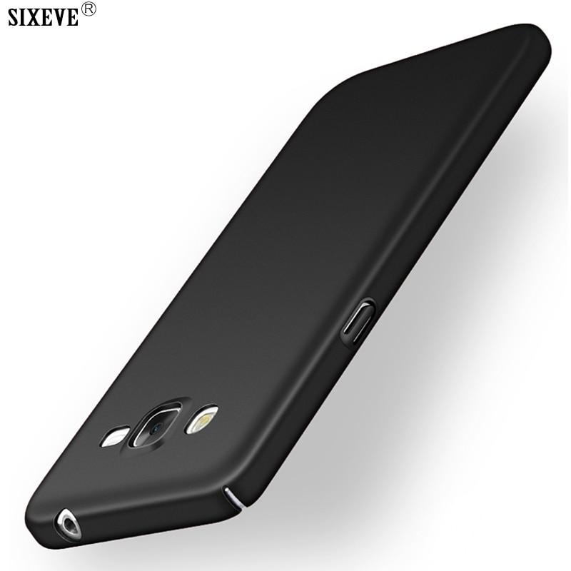 Чехол SIXEVE для телефона Samsung Galaxy J3 J5 J7 A3 A5 A7 2015 2016 2017 Grand Prime J500 J510 J530, жесткий пластиковый чехол накладка Специальные чехлы      АлиЭкспресс