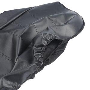 Image 5 - Funda de asiento de cuero PU para todos los coches, Protector de asiento de coche, SUV, camión, Airbag Compatible, 2 uds.