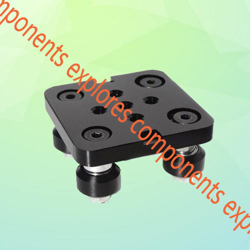 Openbuilds Mini V Gantry Set, Xtreme Wheels.