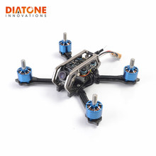 Diatone 2018 GT-M3 Normal X 130mm 6-Axis FPV Racing Drone F4 OSD TBS VTX G1 600TVL Camera 20A BLHeli_S RC Quadcopter PNP
