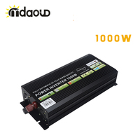 1000W Pure Sine Wave Car Power Inverter Adaptor with USB Outlet Camping Inverter Power Back up