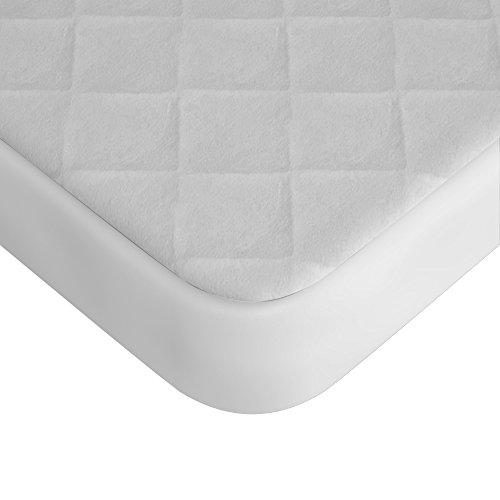 Crib Size 72X132cm Quilted BAMBOO Crib Mattress Pad ...