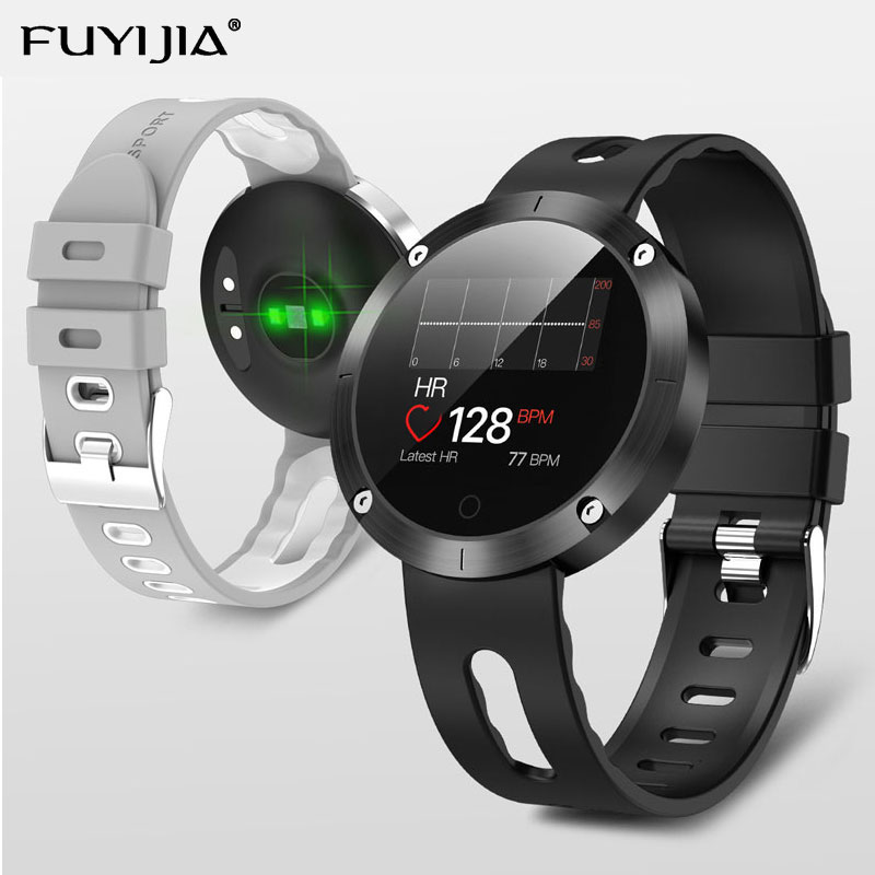 FUYIJIA New Color Screen Man Relogio Heart Rate Smart Watch Men Waterproof Women Watches Smart Reminder Sports Watch BluetoothFUYIJIA New Color Screen Man Relogio Heart Rate Smart Watch Men Waterproof Women Watches Smart Reminder Sports Watch Bluetooth