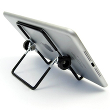 Adjustable Desktop Stand for Smartphones and Tablet Computers