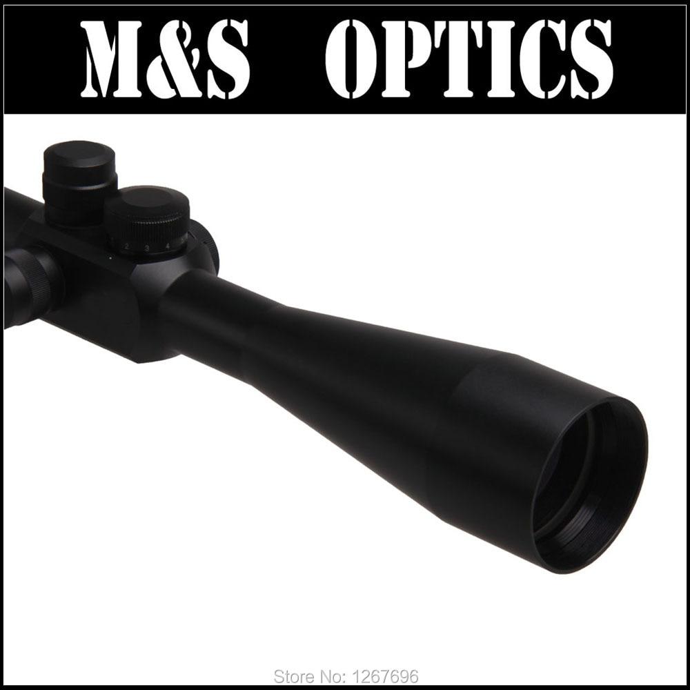 4-16X50 E FFP 1 HAGA CLIC EN 1/8 MOA Mira de rifle Vista de mira - Caza - foto 5