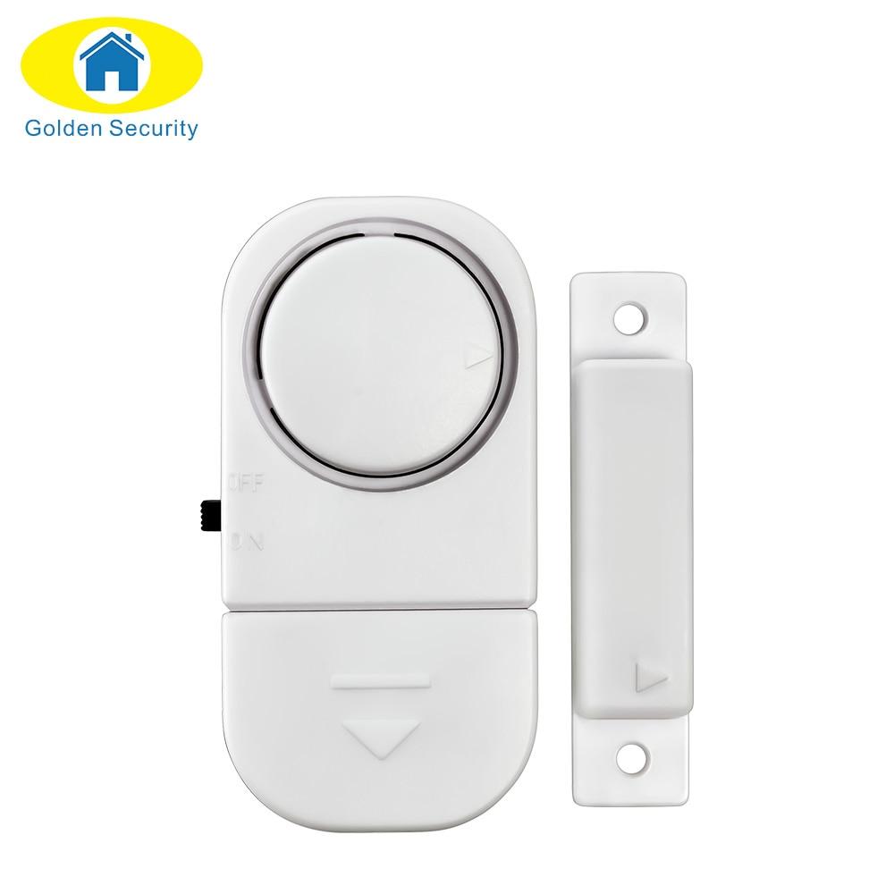 Door Magnetic Sensors Independent Wireless Device Home Door Window Entry Burglar Alarm Signal Security Alarm Switch Sensor Alarm