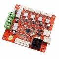 O Envio gratuito de Impressora 3D controle da impressora Mainboard para Anet V1.0 Motherboard Controle para M505 Impressora Reprap Mendel Prusa