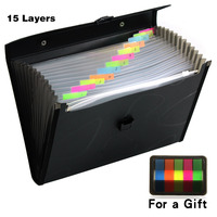 Newest A4 Paper File Folder Bag Premium Waterproof Business Book Office Stationery Document Folder Rectangle Office