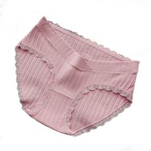 2019 New Women Underpants Pregnant Belly Briefs Clothings Maternity Soft Underwear Female Shaping Panties Leggings Wear(China)