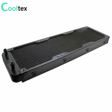 360mm Aluminum water cooled radiator cooling for Computer Chip CPU GPU