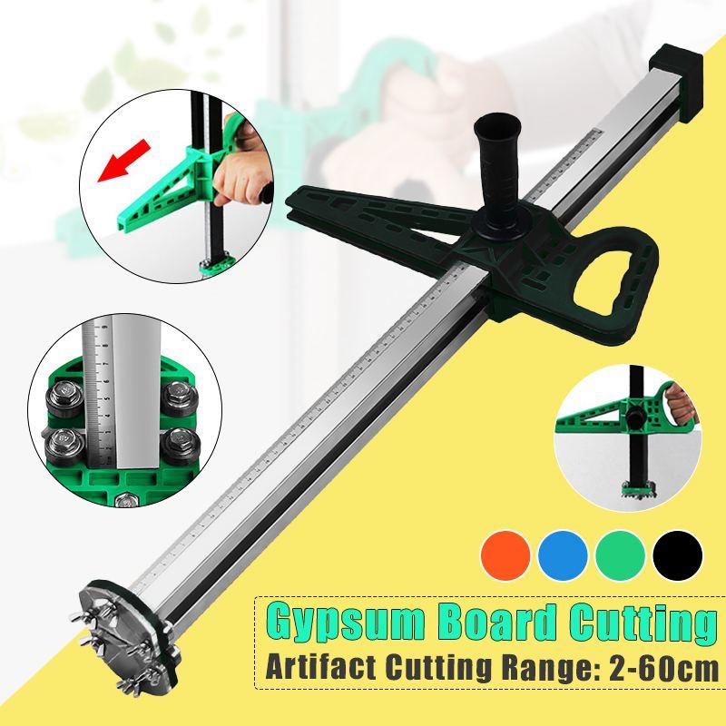 20 600mm Manual Gypsum Board Cutter Hand Push Drywall Artifact Tool Woodworking Cutting Board Tools Orange/Green/Black|Hand Tool Sets|   - AliExpress