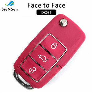Image 5 - SieNSen Universal Wireless Face to Face Copy 3 Buttons 315/433MHZ Cloning Garage Door Remote Control Self copy Duplicator DK035