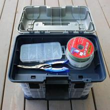 Buy HobbyLane 12 Slots Adjustable Plastic Fishing Lure Hook Tackle Box Storage Case Tackle Multifunctional Organizer Fishing Boxes directly from merchant!
