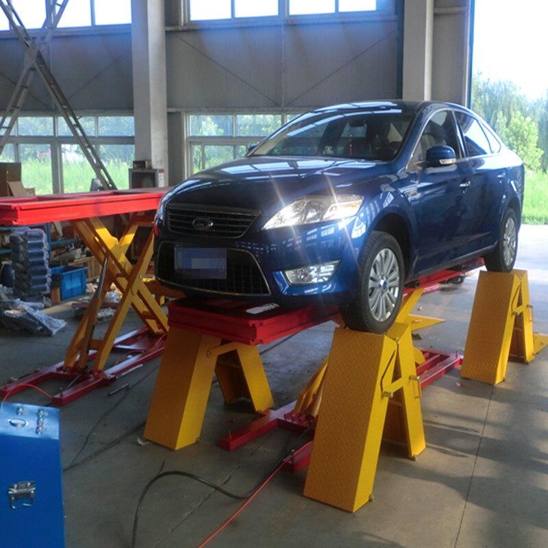 Auto karosserierahmen maschine verwenden für auto kalibrierung ...