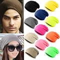 Winter Bad Hair Day Warm Unisex Knitted Ski Crochet Slouchy Hat Cap for Women Men Beanies Hip Hop Hats Wholesale A405a
