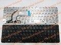 Teclados russa para Pavilion PAVILION 15-N 15-E 15 15 T 15N017AX 15E029TX E066TX 15E 15N RU preta com moldura