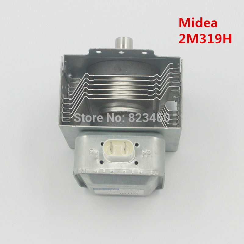 Midea Microwave oven parts original magnetron WITOL 2M319H frequency conversion Magnetron head genuine original microwave oven magnetron for midea witol 2m219j magnetic tube disassemble 9 into a new 5 microwave ovens mica