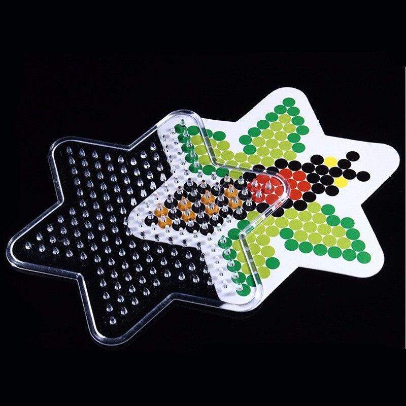 Несколько формы Прозрачный головоломки шаблон горох посвященный детские развивающие игрушки детские подарки
