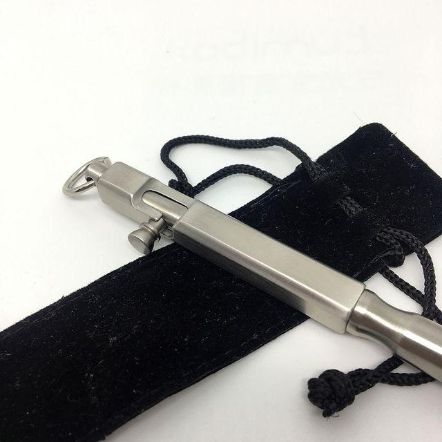 Retro Bolt Type Ballpoint Pen