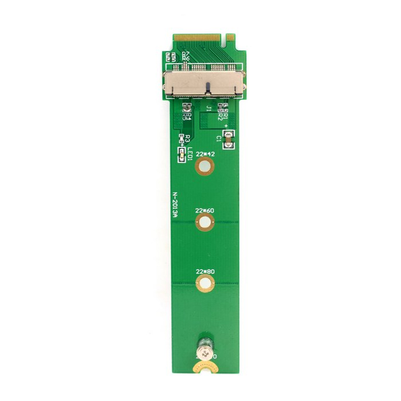 M.2 NGFF M-Key adapter for Macbook Air Pro SSD 2013 2014 2015 2016 2017 A1493 A1502 A1465 A1466(China)