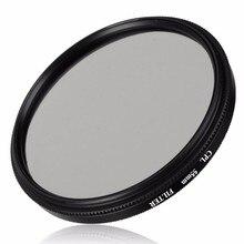 Circular Polarizer Polarizing Glass Filter 52