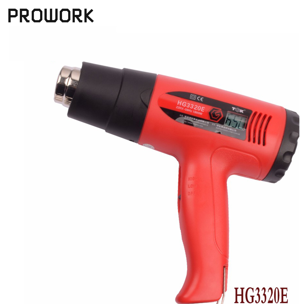 2000w 50/450/650 industrial dryer Power Air Tools Hot Air Gun Electric Power Heating Gun For Hot Air Blower Soldering Station