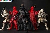 Star Wars The Force Awakens Samurai Taisho Darth Vader Death Star Armor Ashigaru Stormtrooper Boba Fett