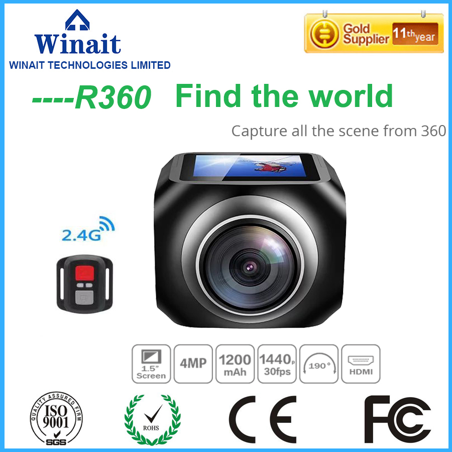 ФОТО Freeshipping 2017 Top hot Digital Video camera 30fps waterproof wifi camera mini camera HD 1920*1080 sport camera1.5