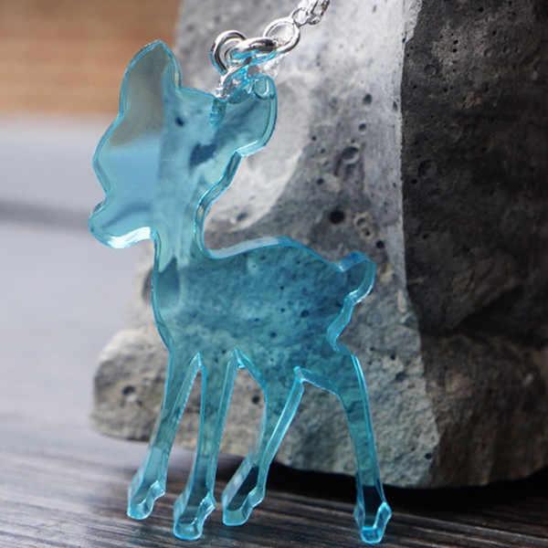 פרח סוס מגדל סיליקון עובש DIY שרף ליהוק תליון שרשרת תכשיטי ביצוע עובש DIY קרפט שרף תבניות עבור תכשיטים