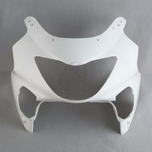 Motorcycle Unpainted Upper Front Cowl Nose Fairing For Honda CBR600 F4 1999-2000 99 00