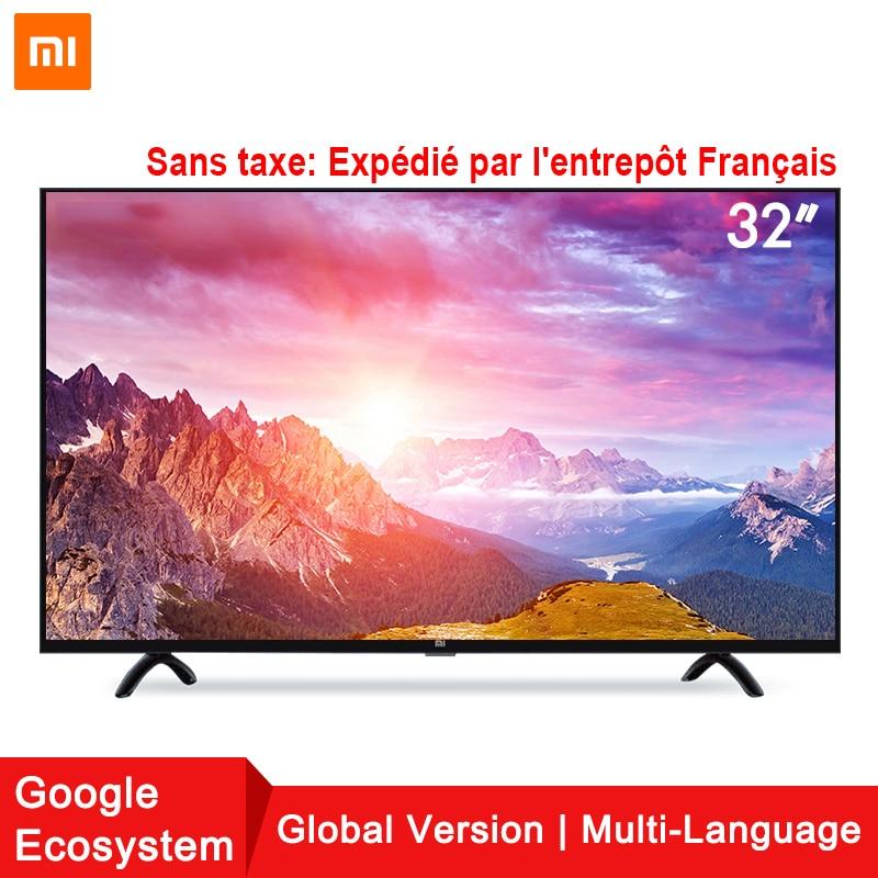 Xiaomi Smart TV Set 4A 32 zoll 1366x768 Fernsehen 64-bit quad-core Künstliche Intelligenz HDMI WIFI 1 GB + 4 GB spiel display