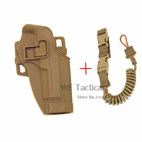 Ordu Taktik Tabanca kılıfı Beretta M9 92 96 Tabanca kılıfı Bel Kürek Çekim Kemer Kılıfı Tabanca G Sling