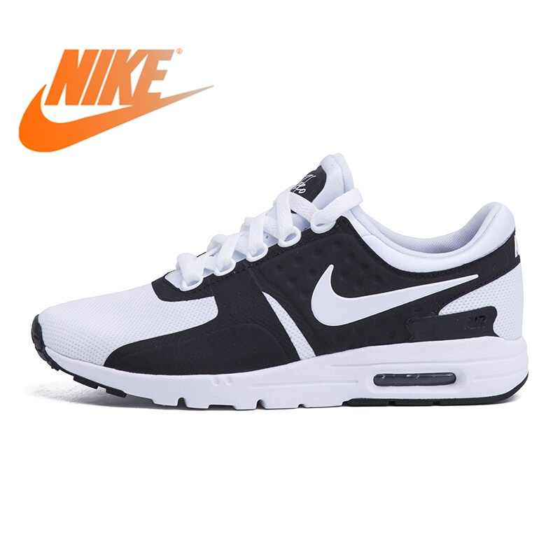 more photos 59f47 32e04 Original New NIKE AIR MAX ZERO Women s Running Shoes Breathable Outdoor  Sports Wear Resistant Sneakers Comfortable